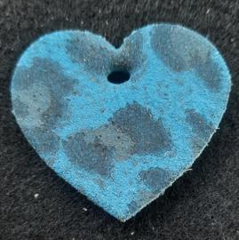 Hart klein - Dierenprint (LHS021)