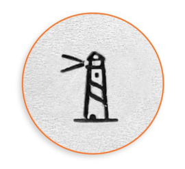 Lighthouse, 6mm (ImpressArt)