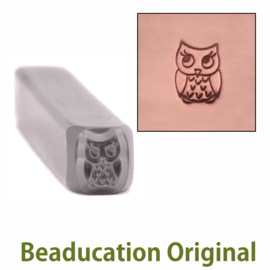 Baby Owl, 4x5,5mm (Beaducation)