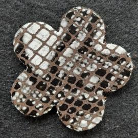 Leer Bloem - Dierenprint (LB005)