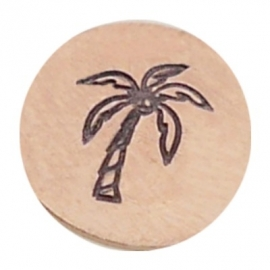 Palm Tree, 6mm (UrbanBeader)