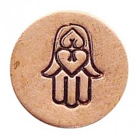 Hamsa, 6mm (UrbanBeader)