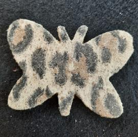 Leer Vlinder Kl. - Dierenprint (LVS020)