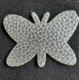 Leer: Vlinder - Metallic (LVL017)