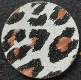Rondje - Dierenprint (LR005)