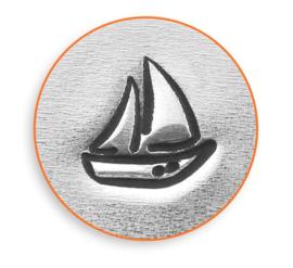 Sail Boat, 6mm (ImpressArt)