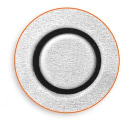Circle, 6mm (ImpressArt)
