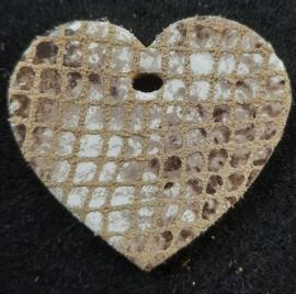 Hart klein - Dierenprint (LHS015)