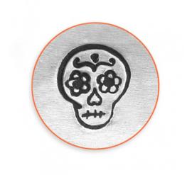 Sugar Skull, 6mm (ImpressArt)