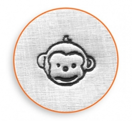 Monkey Face, 6mm (ImpressArt)