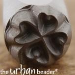 Four Leaf Clover 6mm (UrbanBeader)