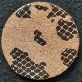 Rondje - Dierenprint (LR004)
