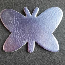 Leer: Vlinder - Metallic (LVL014)