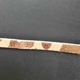 Stroken - Dierenprint +/- 60 cm  (LST007)