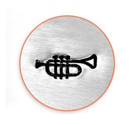 Trumpet, 6mm  (ImpressArt)