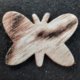 Leer Vlinder Kl. - Dierenprint (LVS021)