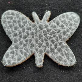 Leer Vlinder Kl. - Metallic (LVS009)