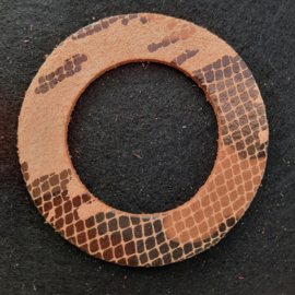 Donut - Dierenprint (LD012)