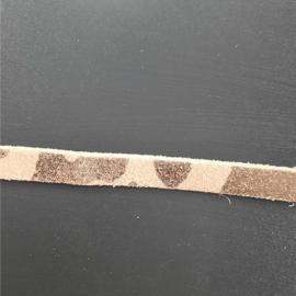 Stroken - Dierenprint +/- 60 cm  (LST034)