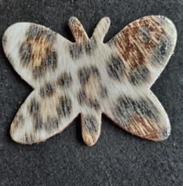 Leer: Vlinder - Dierenprint (LVL021)
