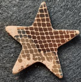 Ster - Dierenprint (LS033)