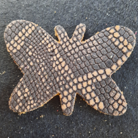 Leer Vlinder Kl. - Dierenprint (LVS026)