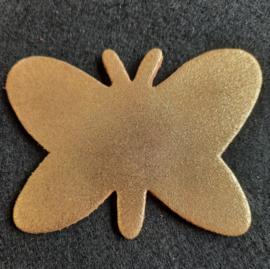 Leer: Vlinder - Metallic (LVL011)