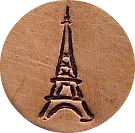 Eiffeltoren, 6mm (UrbanBeader)