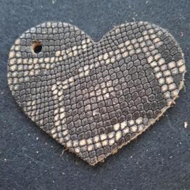 Hart groot - Dierenprint (LHL009)