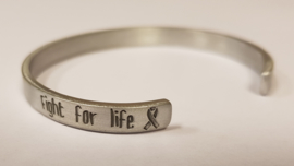 Fight for life - armband