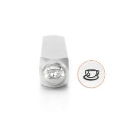Tea Cup, 6mm (ImpressArt)