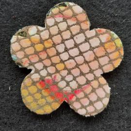 Leer Bloem - Dierenprint (LB006)