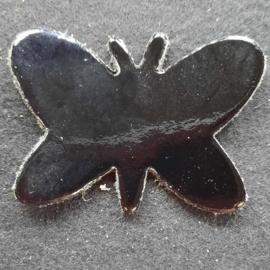 Leer Vlinder Kl. - Effen (LVS003)