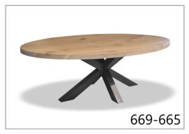 Eettafel 669-665