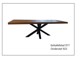 Eettafel 917 - 923