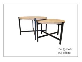 Salontafel 552- 553