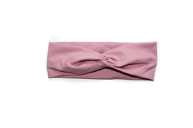 Twisted Headband | Oud Roze