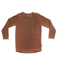 Pocket Longsleeve   Bruin