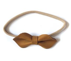 Cognac Bow