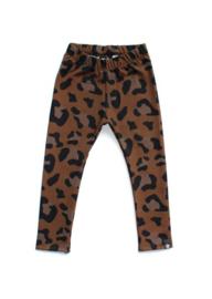 Legging | Leopard Brown