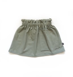 Pocket Skirt | Dusty Green