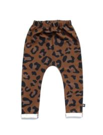 Harembroekje   Leopard Brown