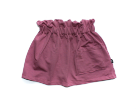 Pocket Skirt | Dark Old Pink
