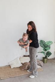 Mommy Flared | Zebra