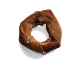 Colsjaal | Velours Brown