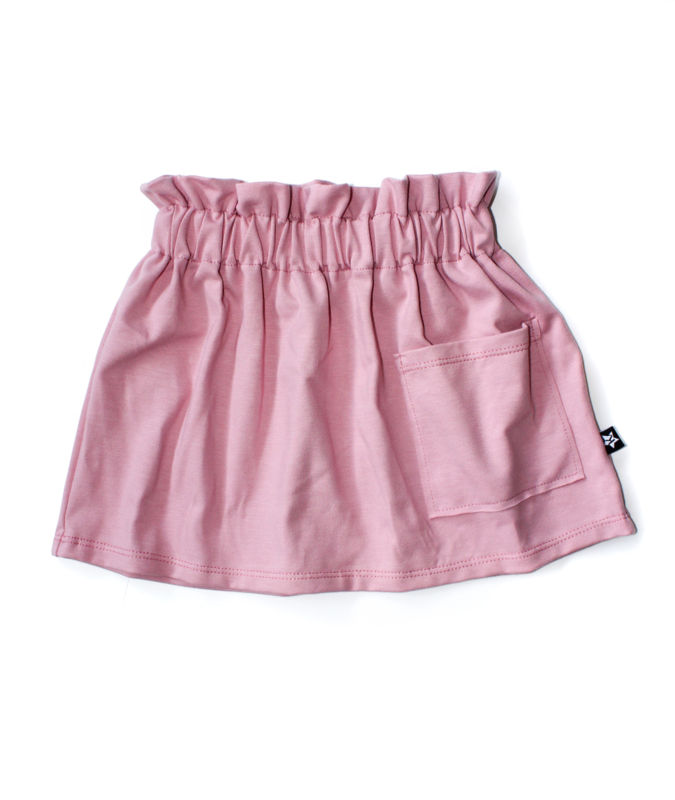 Pocket Skirt | Oud Roze