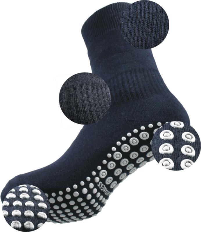 "Antislip sokken ""Made in Germany""."