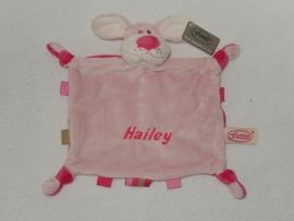 Knuffelhondje Hailey