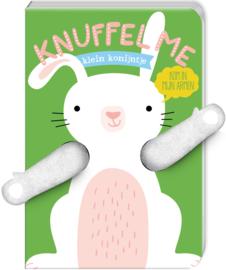 Voorleesboek knuffel me klein konijntje