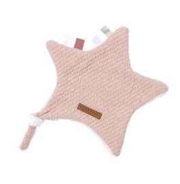 Little Dutch knuffeldoekje ster pure pink